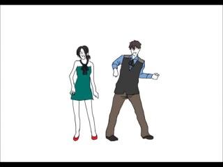 【Homemade Shingeki no Kyojin 】 The 104th Training Division Does the Mambo Dance (Parody)